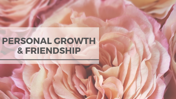 Finding friendship through personal growth